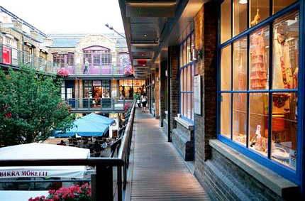 Londra shopping paradise londra shopping paradise for Nuovi piani casa in inghilterra