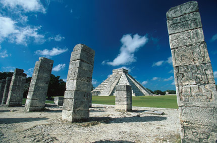 Chichén Itzá, esplendor de los itzaes