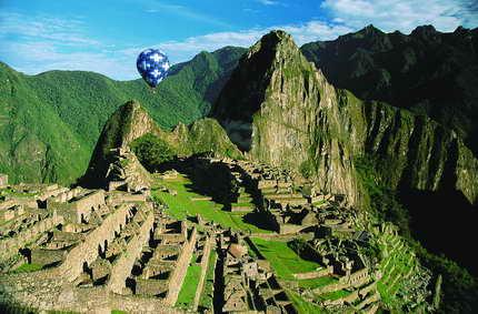 Machu Picchu, jewel of the Inca's crown