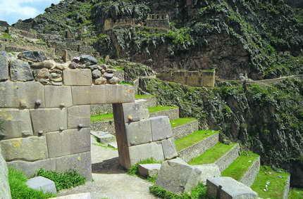 Ollantaytambo, the Sacred Valley