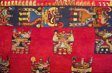 The Paracas kingdom
