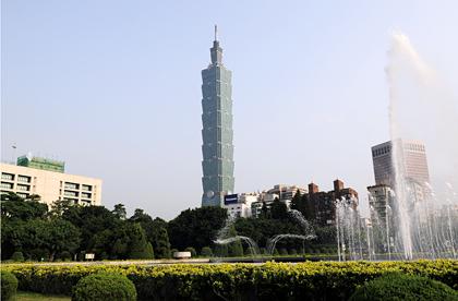 La tour qui tutoie les nuages