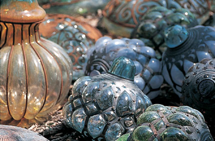 El arte del vidrio soplado