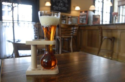 Die beste Bierbar Brüssels - Tausend Sorten im Café Delirium
