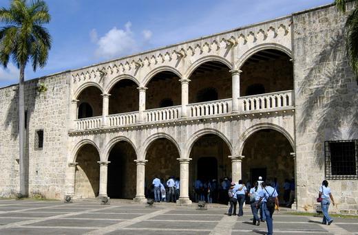 El Alcázar de Colón