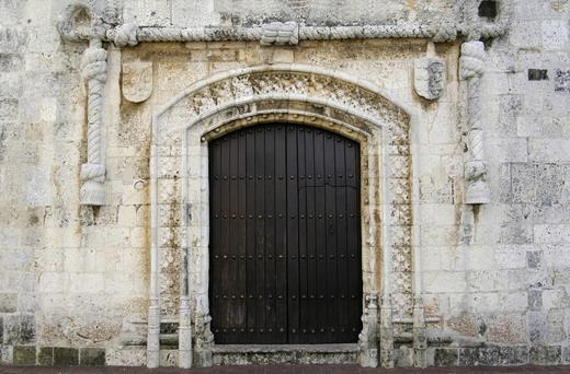 La casa del cordon splendori coloniali di santo domingo - Riscatto casa popolare ...