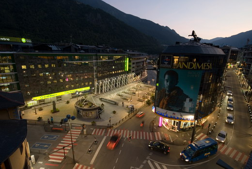 Andorre : temple du shopping !