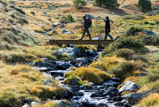 Andorra: el país del senderismo.