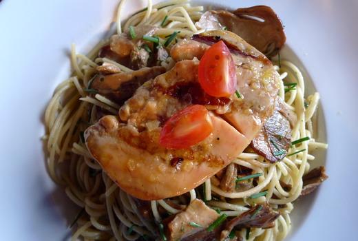 Gastronomía: un patrimonio enriquecido por las influencias francesas y catalanas...