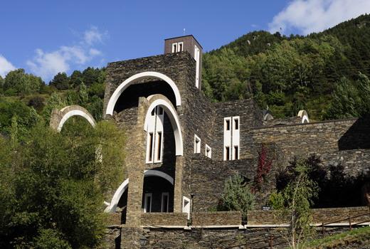 Andorra espiritual  en el santuario de Meritxell