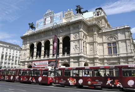 Staatsoper, la ópera vienesa