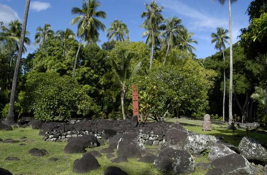 Bougainville à Tahiti