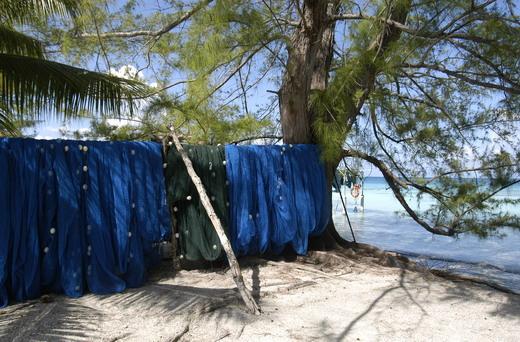 La perle de Tahiti, culture des lagons