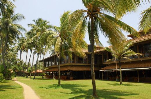 Ranweli Eco Lodge, un hotel natural