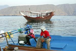 Moyen-Orient; Sultanat d'Oman; Dibaa;
