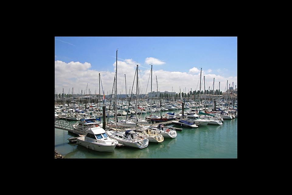 Sailing is an integral part of life in Les Sables d'Olonne