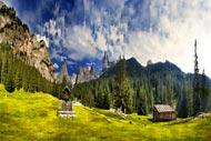 Die Dolomiten sind ein Gebirgsmassiv, das sich zwischen Belluno und Pordenone befindet und zum Weltnaturerbe der UNESCO erklärt wurde.