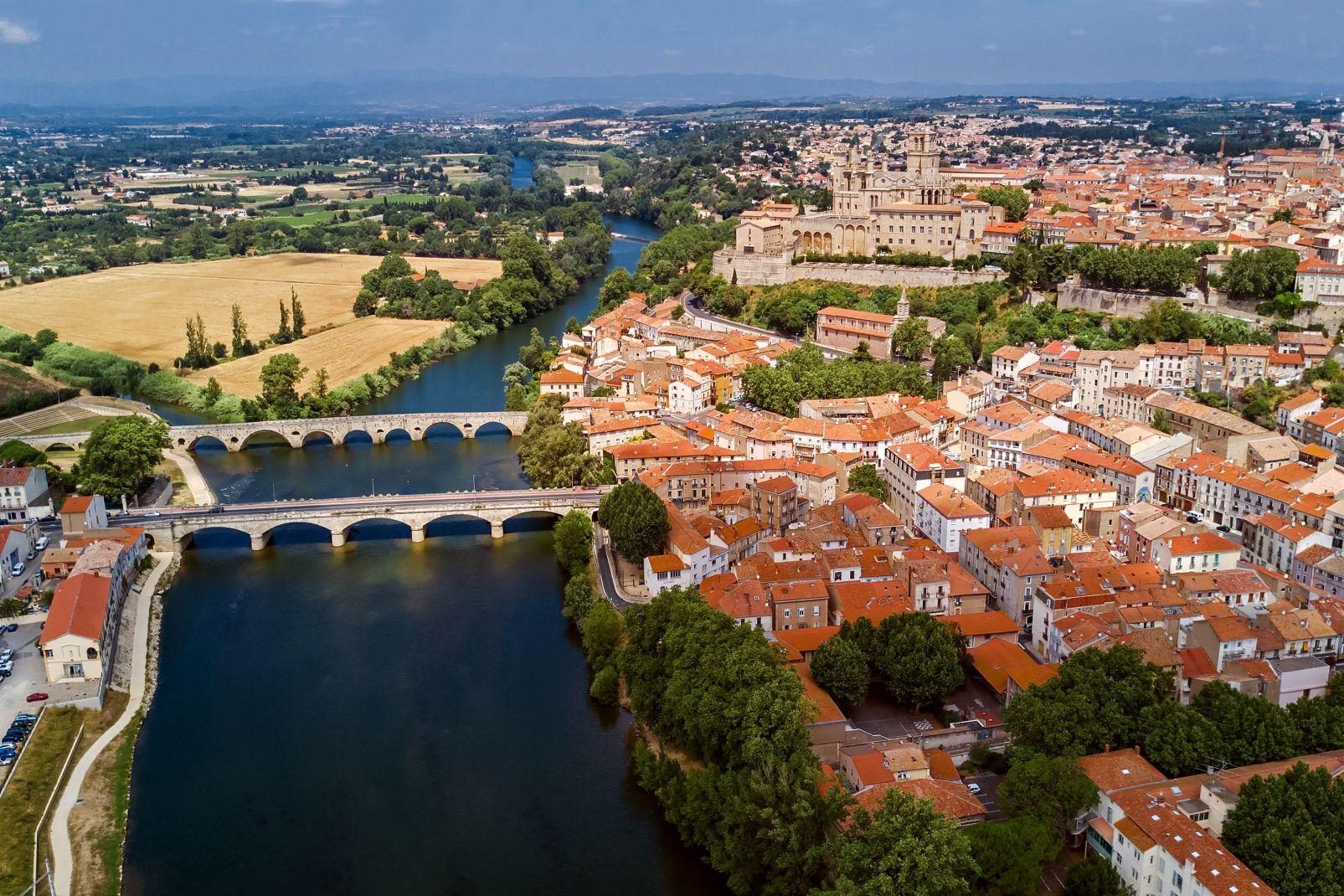 Béziers, Languedoc-Roussillon, France, Béziers