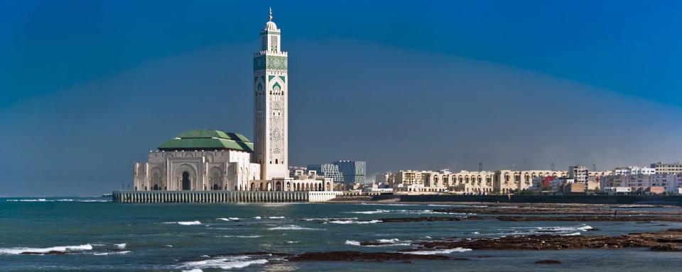 Afrique; Maroc; Casablanca;