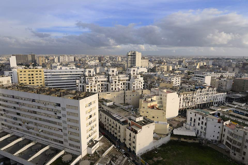 Modern, dynamic Casablanca feels more European than its Moroccan counterparts