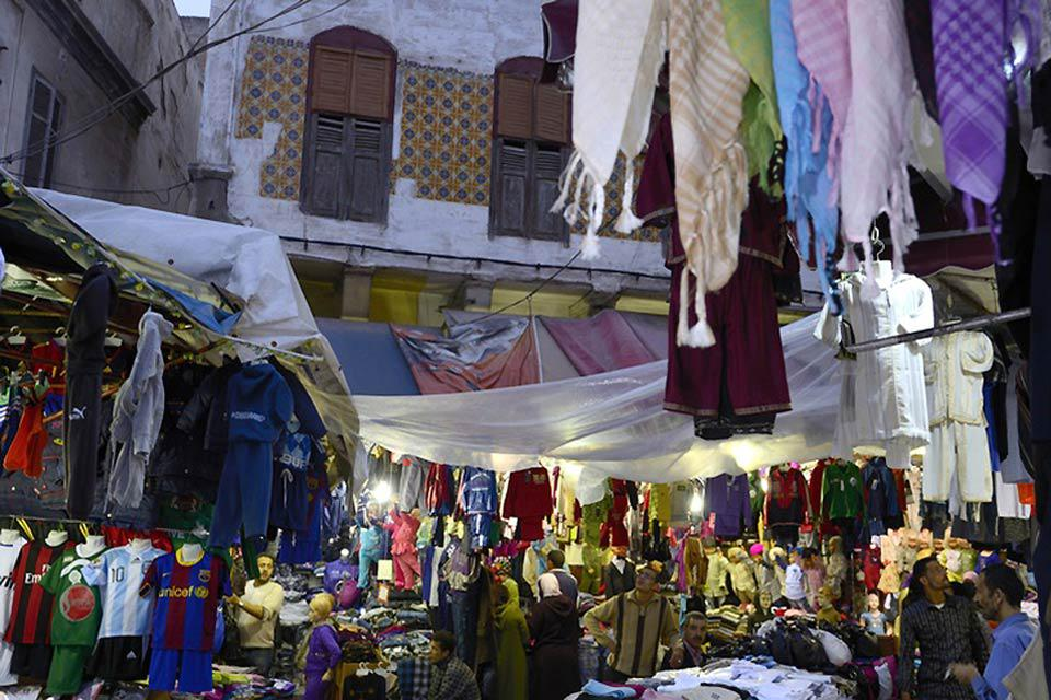 A place of overwhelming temptation for shopoholics, the souks hold many a hidden treasure