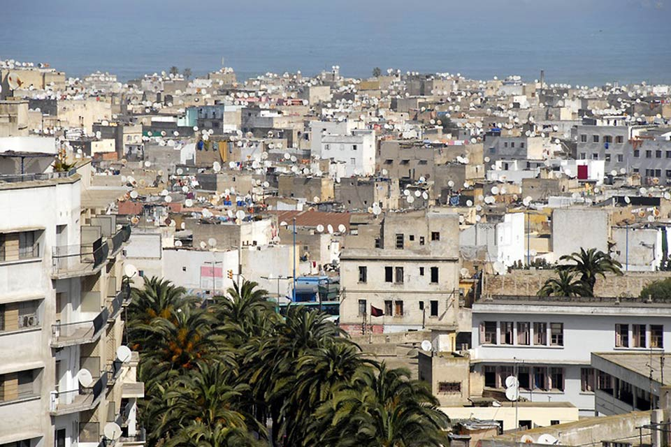 Casablanca is a forward-looking city yet one which nevertheless maintains one foot firmly in its past.