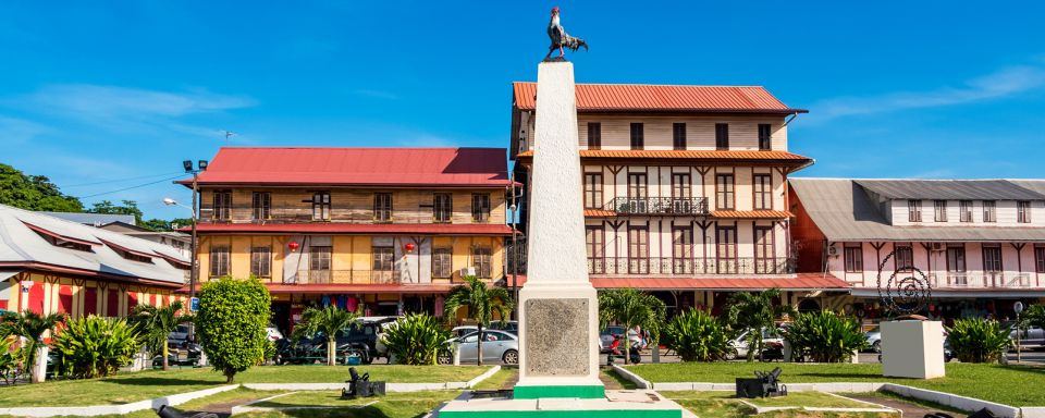 Cayena, Guyana Francesa
