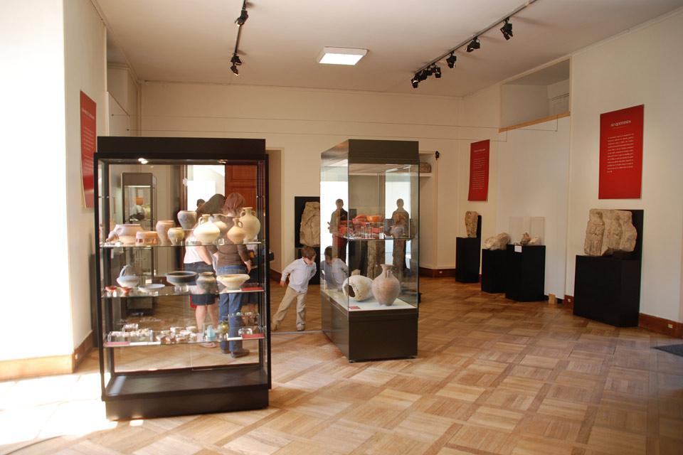 Questo museo si compone di arte, storia e tradizioni locali.