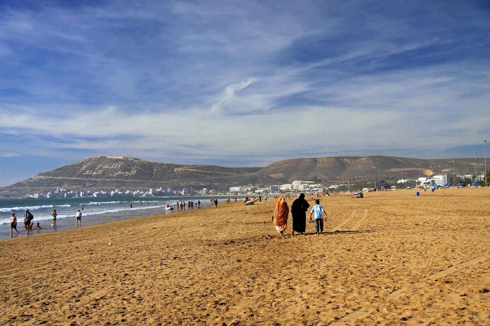 Afrique; Maroc; Agadir;