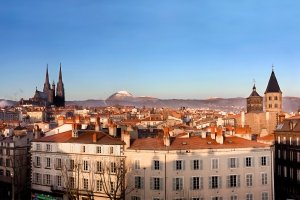 Europe; France; Auvergne; Clermont Ferrand;