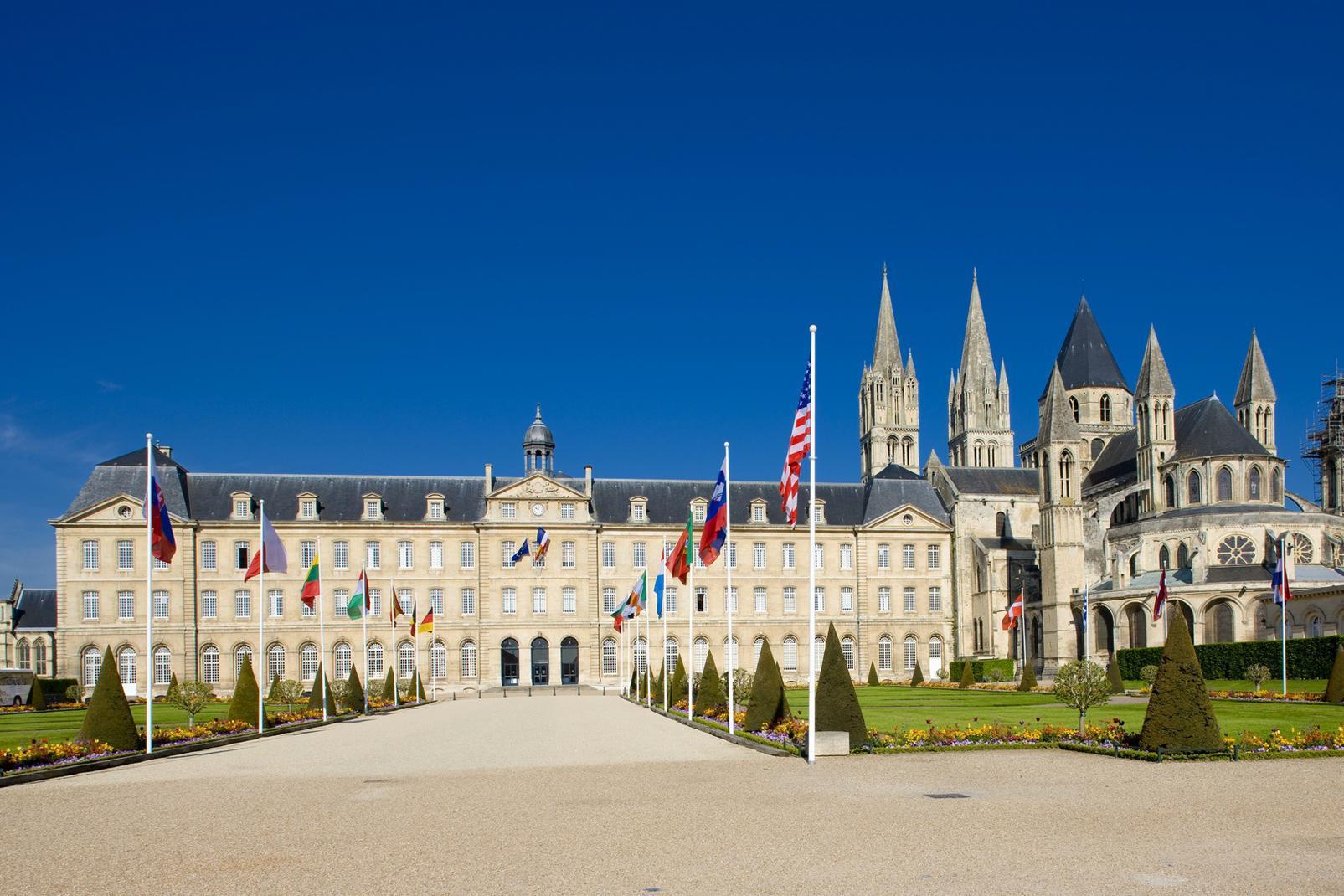 Europe; France; Normandie; Caen;
