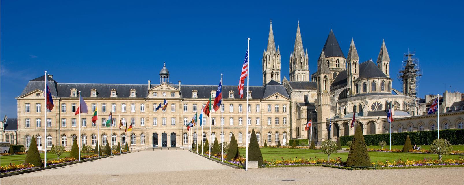 Pr visions m t o caen en juin quand partir for Design hotel normandie france