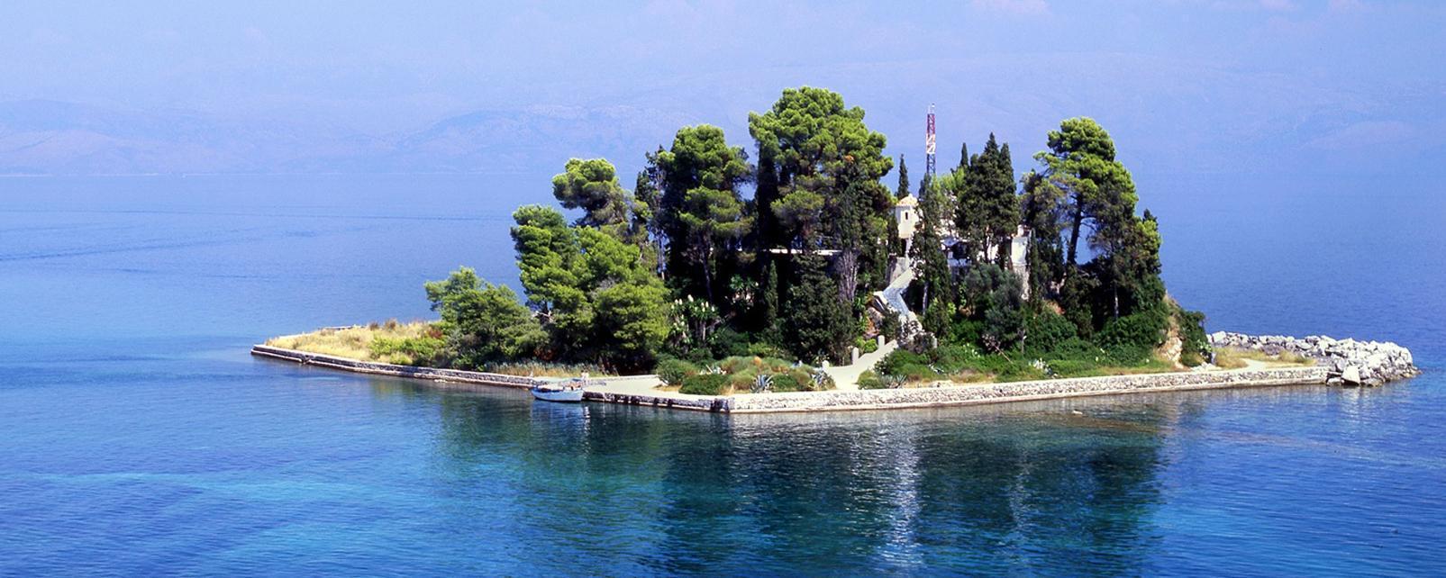 Europe; Grèce; Les îles Ioniennes; Corfou;