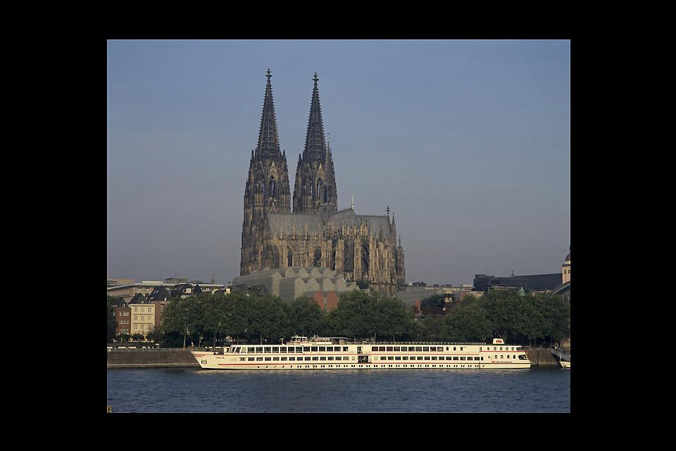 It is possible to take some fabulous trips on the Rhine in summer.