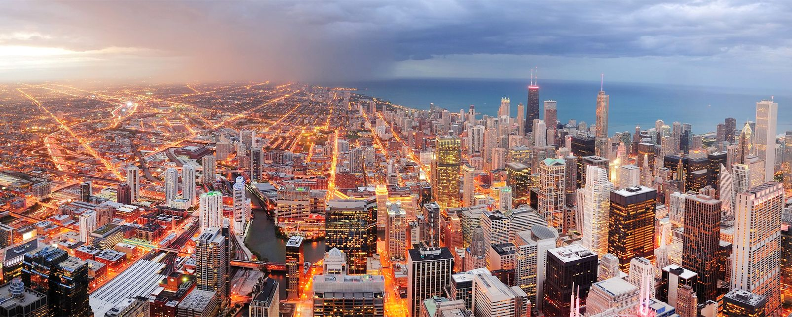 Chicago, Midwestern USA, United States of America
