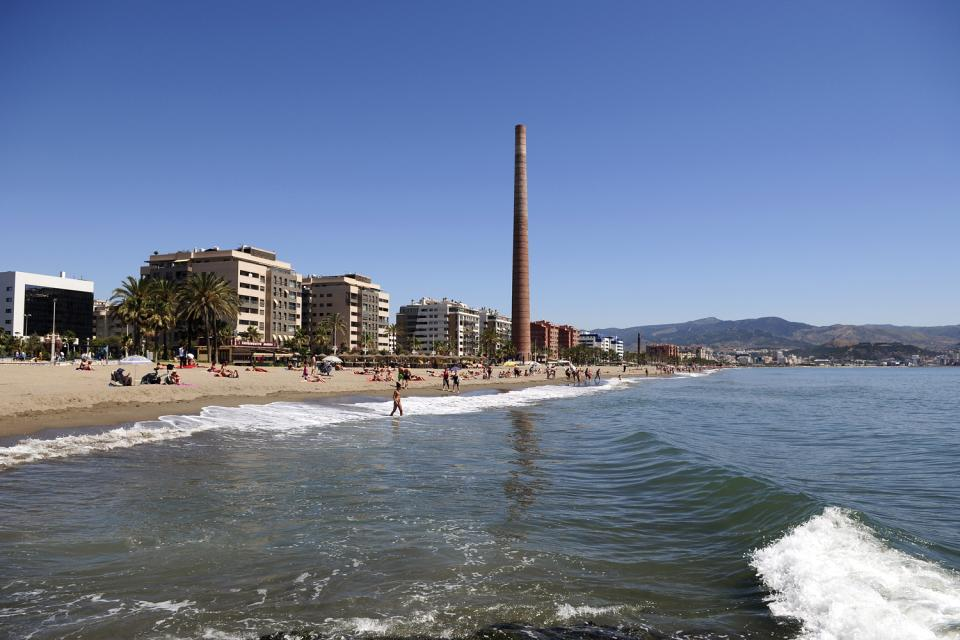 Malaga is one of the biggest tourist destinations in Spain, mostly thanks to its various beaches.