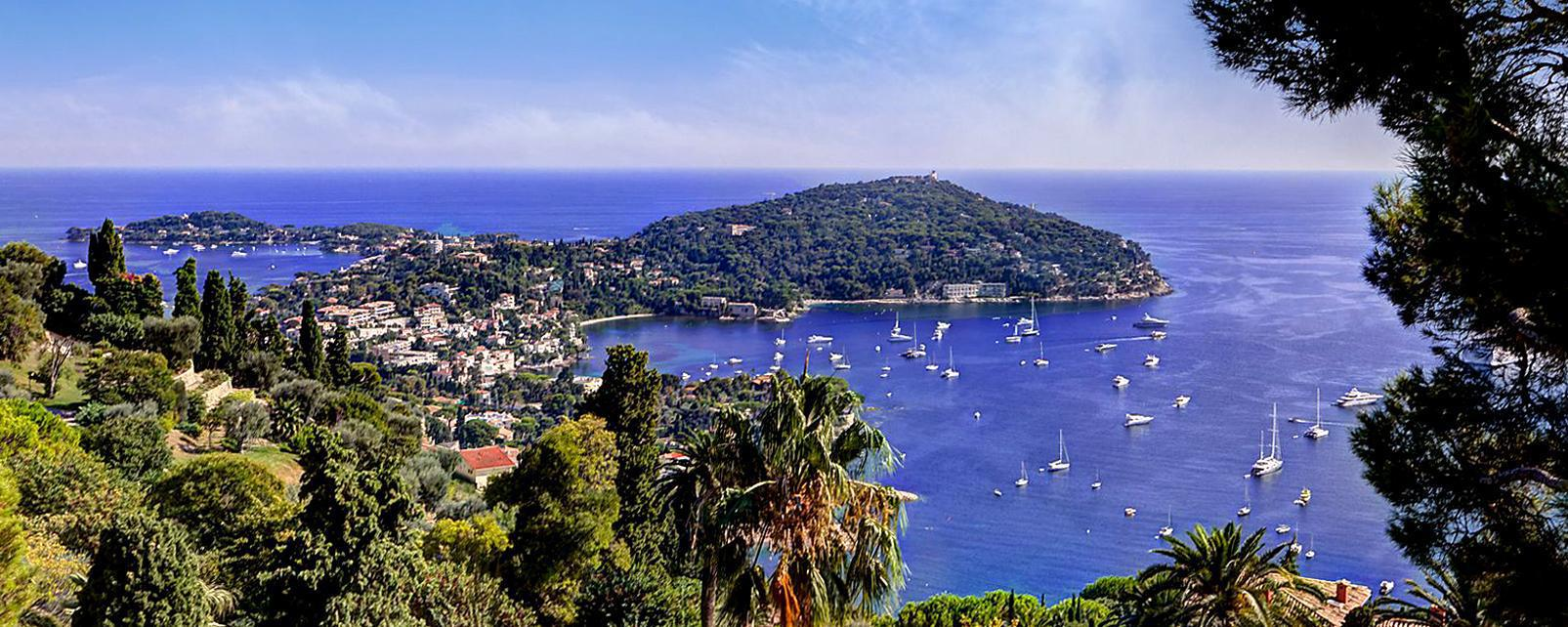 Voyage Saint Jean Cap Ferrat France Easyvoyage