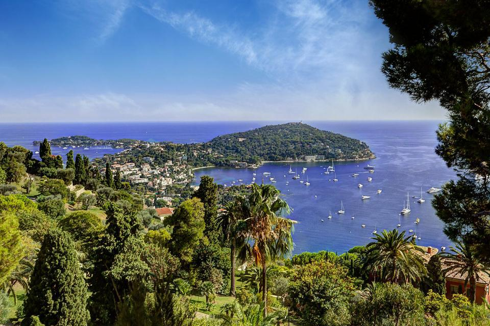 Celebrities, royalty, artists, politicians and wealthy industrialists are among those who have found themselves seduced by the charms of Saint-Jean-Cap-Ferrat. The town is located in Southeast France, about 6 miles out of Nice and is often seen as the apex of the French Riviera's