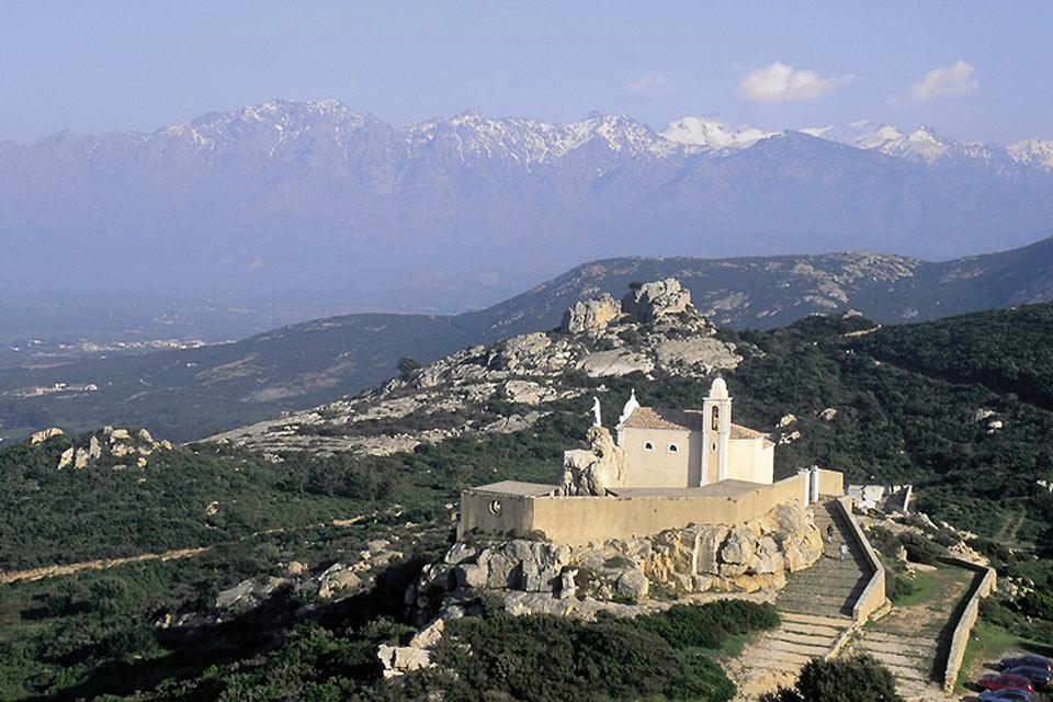 Calvi est la deuxième ville la plus touristique de Corse.