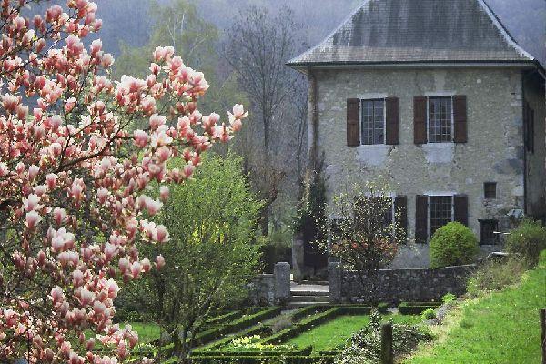 Im ehemaligen Haus des Schlossgärtners wurde das aktuelle Naturhistorische Museum eingerichtet.
