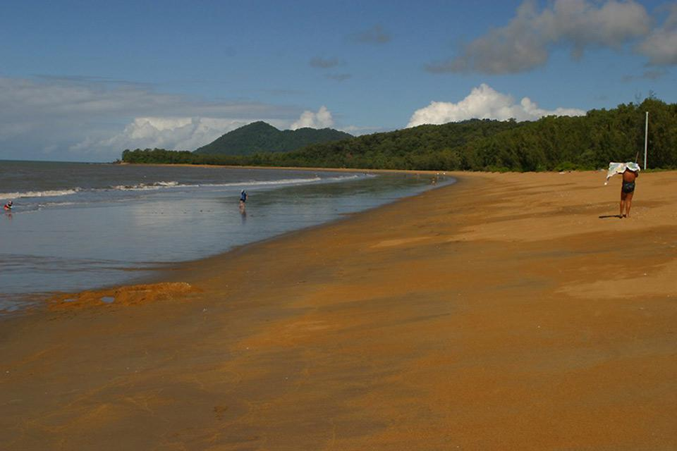 Cairns dista solo pochi minuti in barca dalla grande barriera corallina.