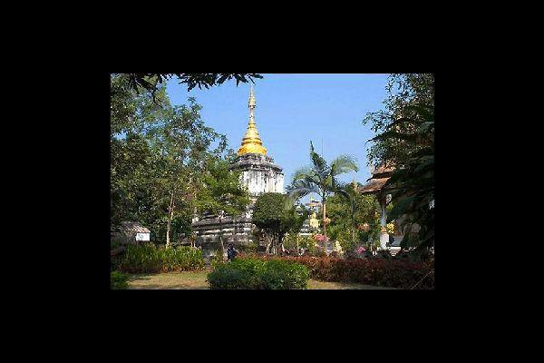 La provincia di Chiang Mai è ugualmente conosciuta sotto il nome di Chiengmai.