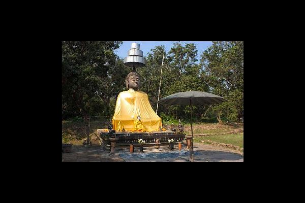 Chiang Mai is Thailand's second largest city after Bangkok.