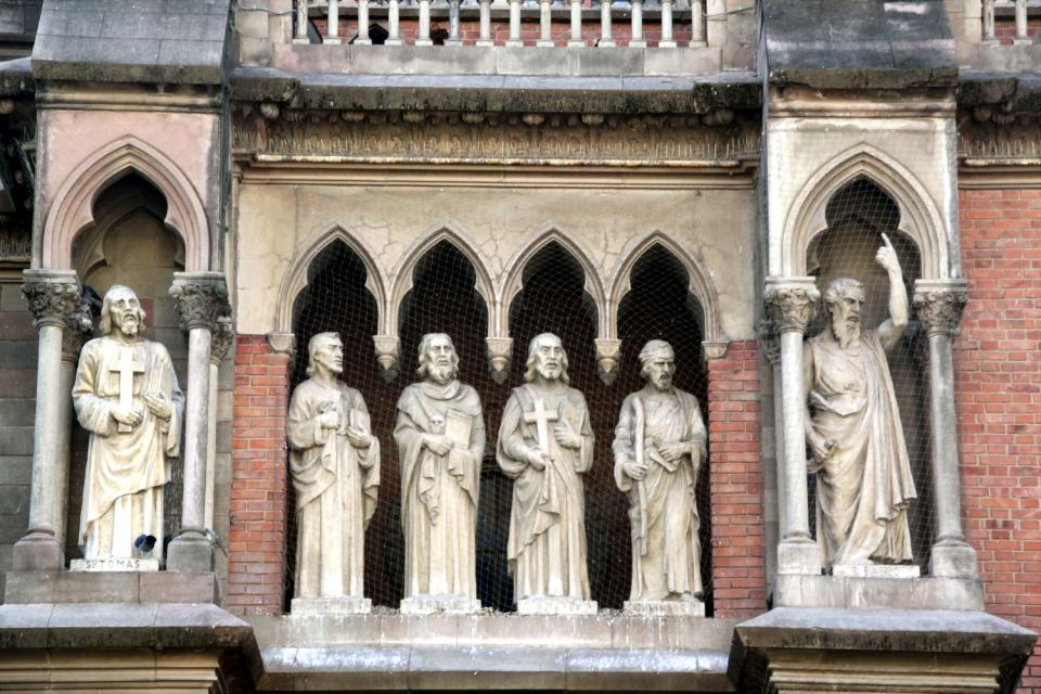 """L'Eglise Catholique avait une forte influence sur la vie sociale jusqu'en 1900, ce qui valut parfois à la ville le surnom de """"Rome argentine""""."""