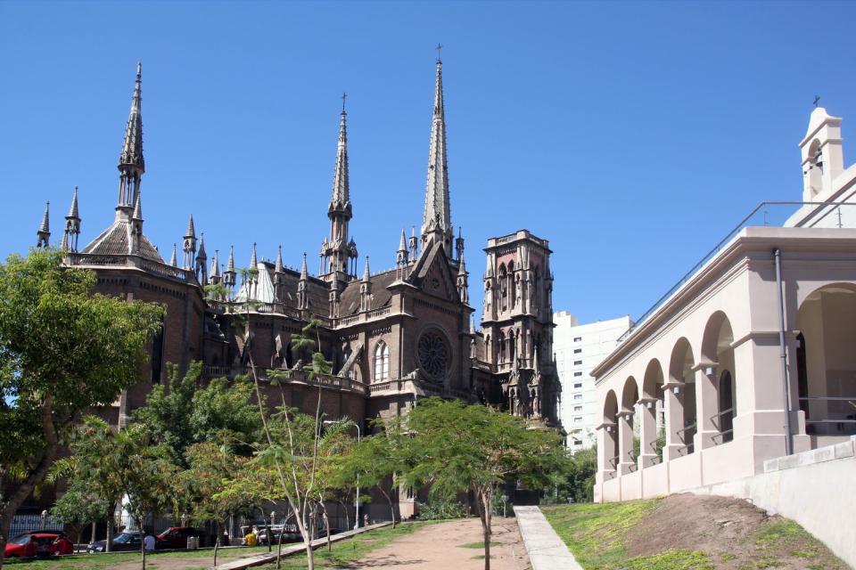 Córdoba est la deuxième plus grande ville d'Argentine.
