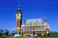 El ayuntamiento está catalogado por la Unesco desde 2005.