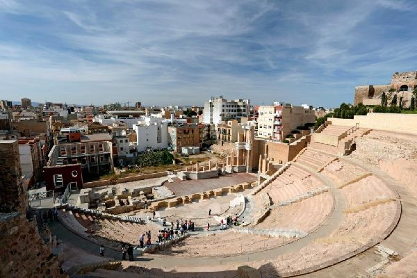 Cartagena has been inhabited for over two millennia, living its heyday during the Roman Empire.