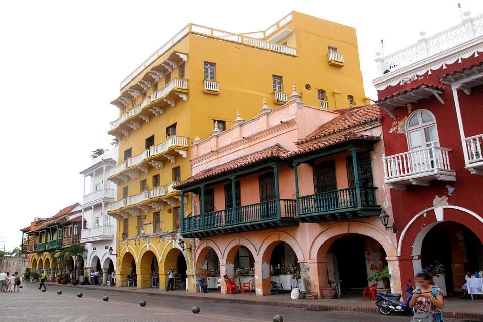 Fotos la arquitectura colonial a cartagena - Arquitectura cartagena ...