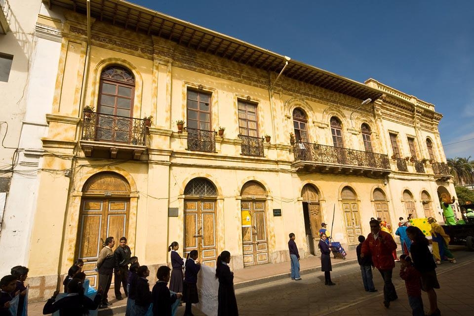 Many cultural events are held in Cuenca, which also has many interesting museums.