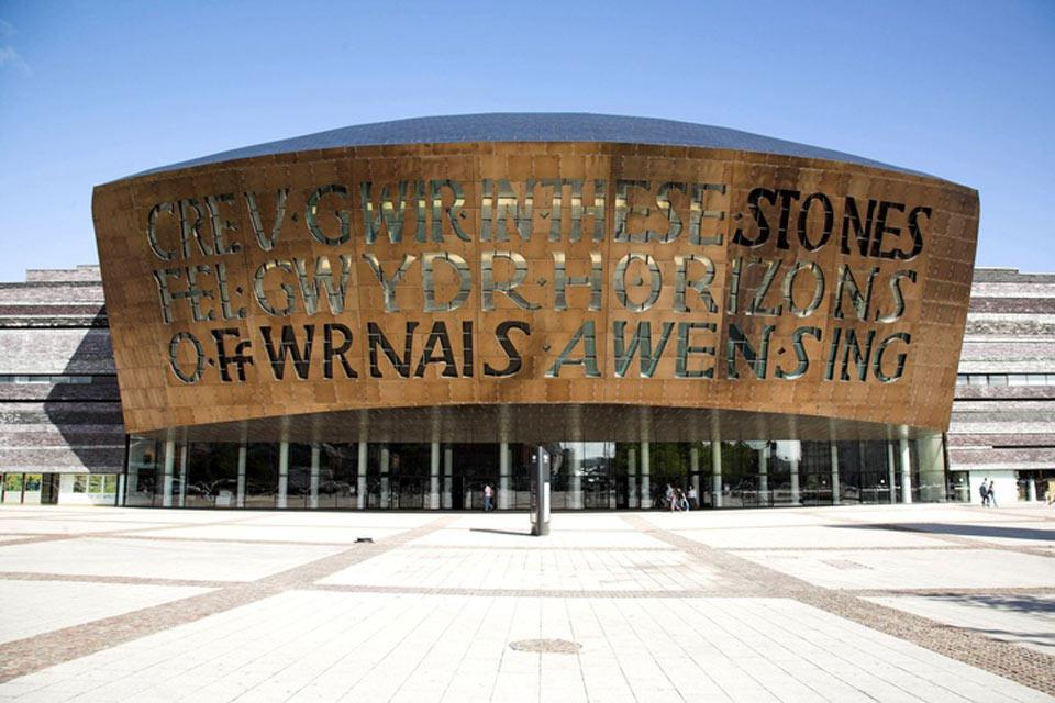 One of the UK's principal cultural centres, the Millennium Centre hosts musicals, opera, ballet, comedy, art and other events